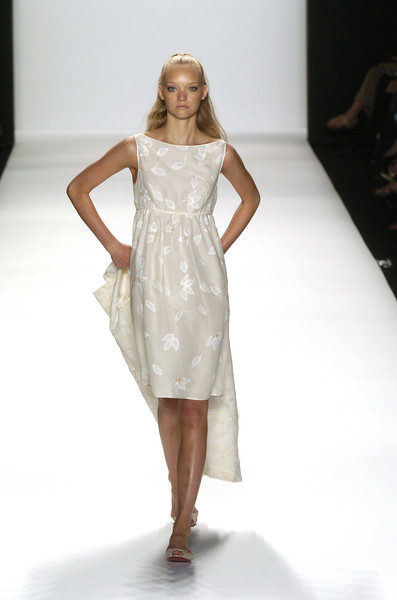 Bill Blass at New York Spring 2006