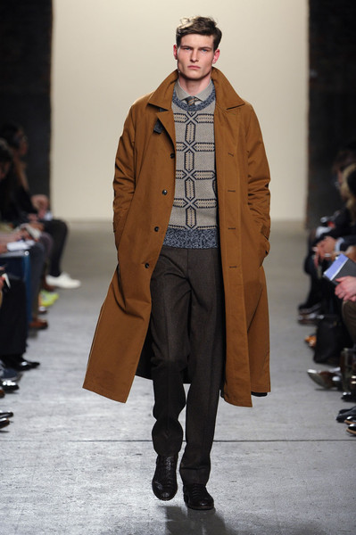 Billy Reid at New York Fall 2012