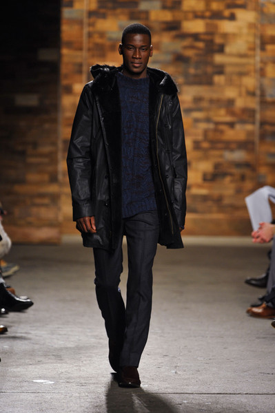Billy Reid at New York Fall 2013