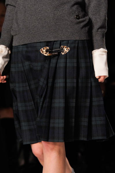 Blugirl at Milan Fall 2013 (Details)