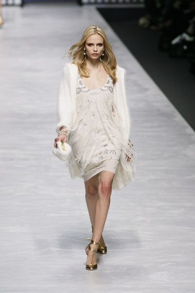 Blumarine at Milan Fall 2008
