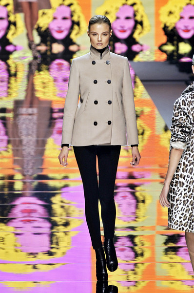 Blumarine at Milan Fall 2009