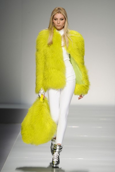 Blumarine at Milan Fall 2012