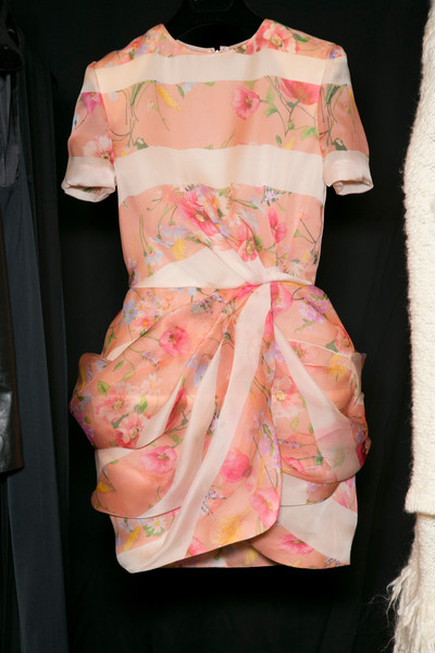Blumarine at Milan Fall 2013 (Backstage)