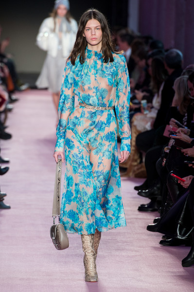 Blumarine At Milan Fashion Week Fall 2018