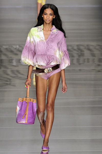 Blumarine at Milan Spring 2010