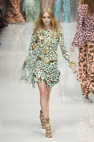 Blumarine at Milan Spring 2011