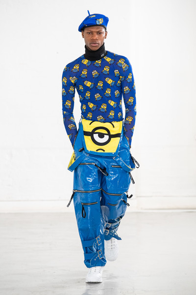 Bobby Abley at London Fall 2020