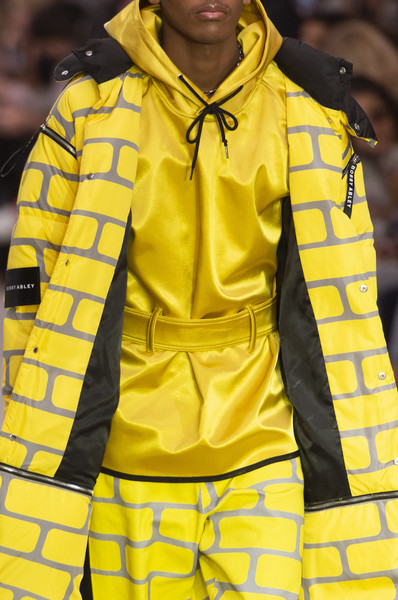 Bobby Abley at London Spring 2020 (Details)