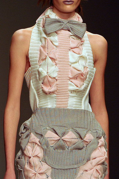 Bora Aksu at London Fall 2012 (Details)