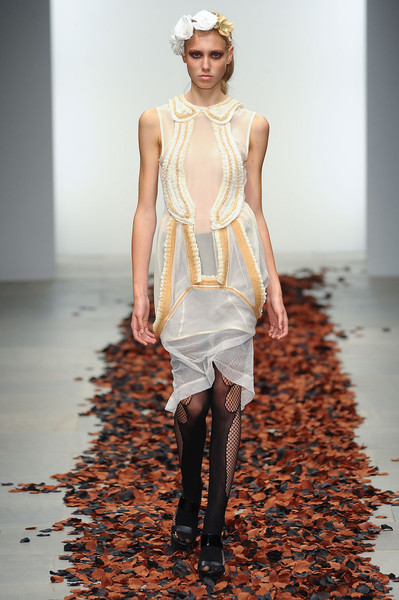 Bora Aksu at London Spring 2012