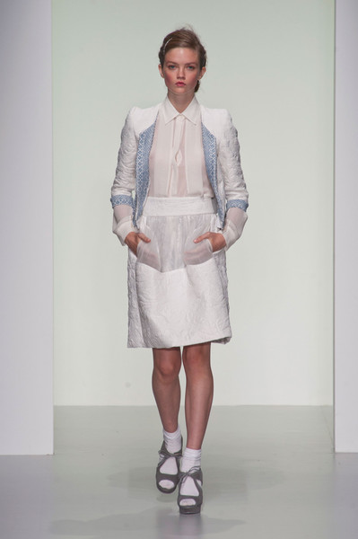 Bora Aksu at London Spring 2014