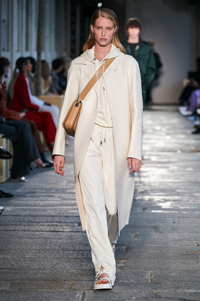 Boss at Milan Spring 2021 [fashion model,fashion,clothing,white,runway,fashion show,street fashion,suit,pantsuit,outerwear,dress,fashion,clothing,designer clothing,fashion week,street fashion,white,milan,boss,milan fashion week,milan fashion week,max mara,fashion,dress,milan,clothing,designer clothing,ready-to-wear,fashion week]