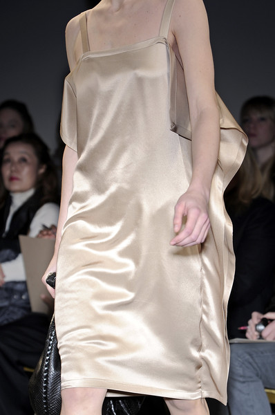 Bottega Veneta at Milan Fall 2009 (Details)