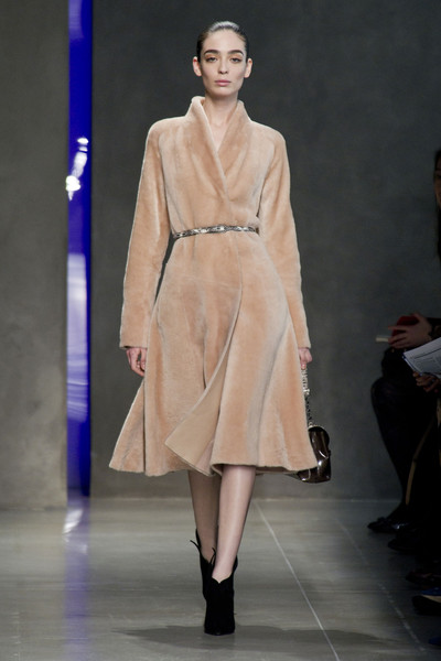Bottega Veneta at Milan Fall 2014
