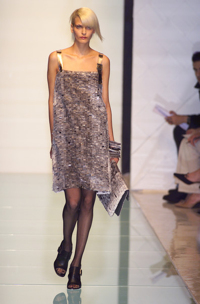Bottega Veneta at Milan Spring 2001