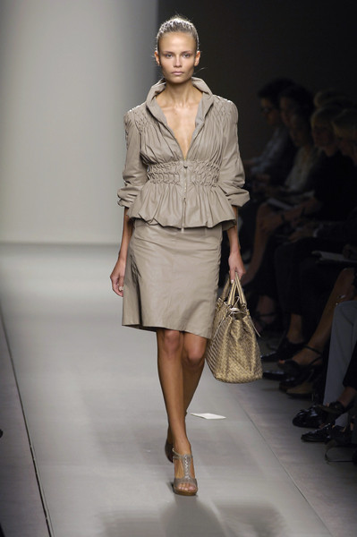 Bottega Veneta at Milan Spring 2007