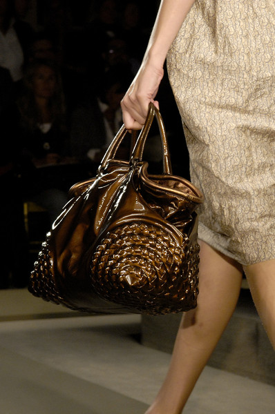 Bottega Veneta at Milan Spring 2009 (Details)