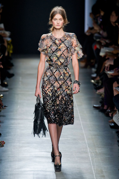 Bottega Veneta at Milan Spring 2013