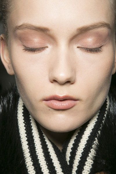 Bouchra Jarrar at Couture Spring 2013 (Backstage) [couture spring 2013,face,eyebrow,hair,cheek,lip,forehead,nose,skin,chin,eyelash,bouchra jarrar,forehead,eye liner,lip liner,eye shadow,lips,hair integrations,lip,close-up,eye liner,eye shadow,forehead,lips,close-up,artificial hair integrations,lip liner,beauty.m]