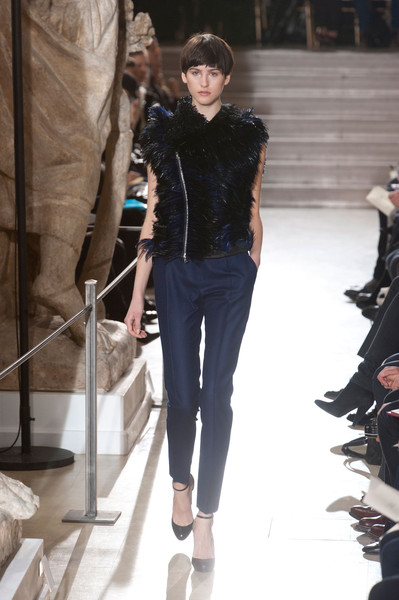 Bouchra Jarrar at Couture Spring 2013 [couture spring 2013,fashion model,fashion,clothing,fashion show,runway,jeans,haute couture,waist,fur,street fashion,bouchra jarrar,supermodel,haute couture,runway,fashion,model,fashion week,fashion model,fashion show,haute couture,runway,fashion show,milan fashion week,fashion,bouchra jarrar,model,fashion week,supermodel]