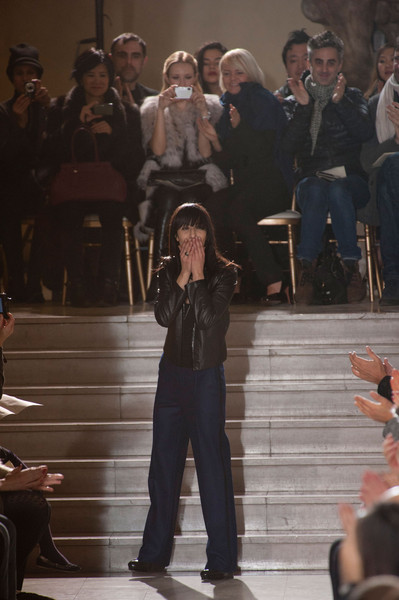Bouchra Jarrar at Couture Spring 2013 [couture spring 2013,art,performance art,fashion,runway,event,fashion show,performance,fashion design,haute couture,fashion model,audience,crowd,socialite,fashion,runway,haute couture,performance,model,fashion show,runway,fashion show,performance art,haute couture,fashion,model,socialite,art,performance]