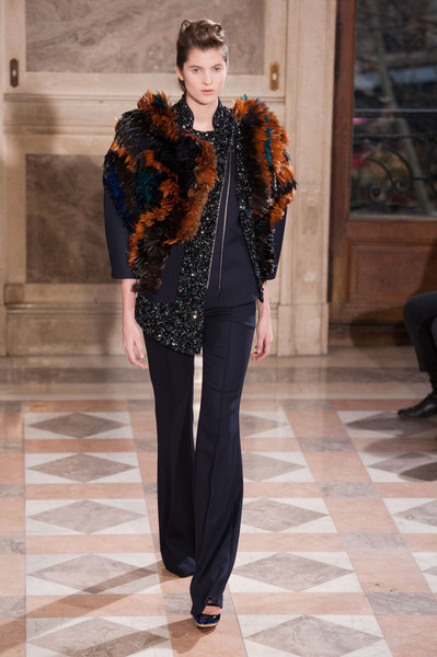 Bouchra Jarrar at Couture Spring 2014