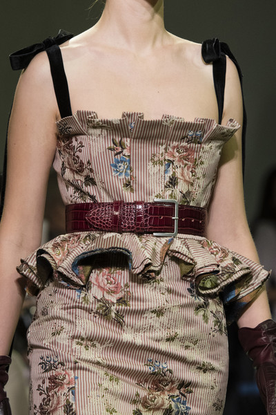 Brock Collection at New York Fall 2018 (Details)