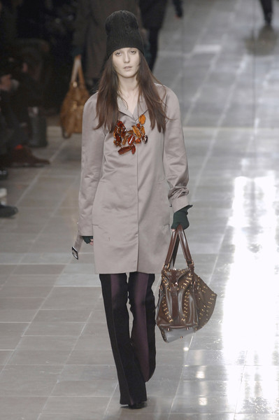 Burberry Prorsum at Milan Fall 2008