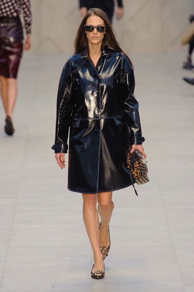 Burberry Prorsum at London Fall 2013