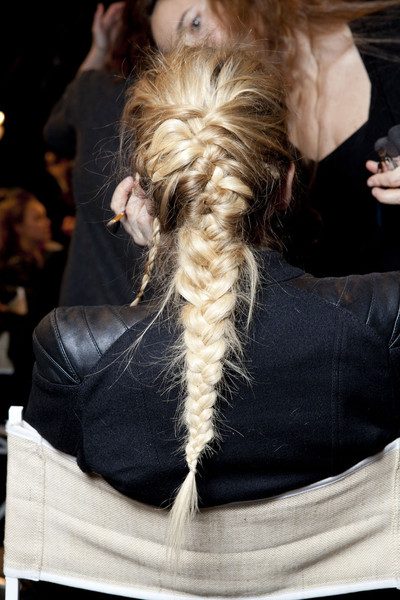 Byblos at Milan Fall 2011 (Backstage)