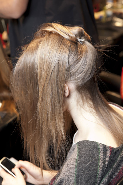Byblos at Milan Fall 2012 (Backstage)