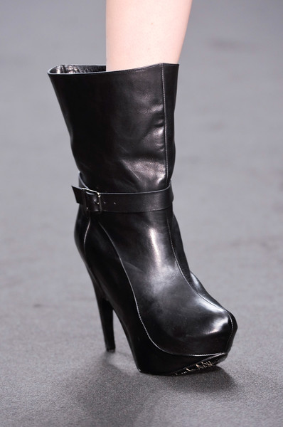 Byblos at Milan Fall 2013 (Details) [footwear,high heels,shoe,boot,leg,joint,fashion,human leg,knee-high boot,ankle,shoe,motorcycle boot,shoe,motorcycle,fashion,boot,riding boot,model,equestrianism,milan fashion week,shoe,riding boot,motorcycle boot,high-heeled shoe,boot,fashion,motorcycle,model,equestrianism]