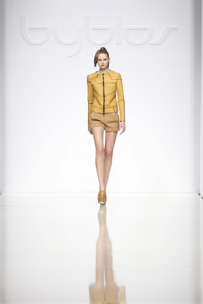 Byblos at Milan Spring 2012