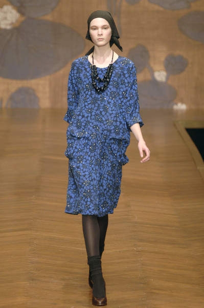 Cacharel at Paris Fall 2007