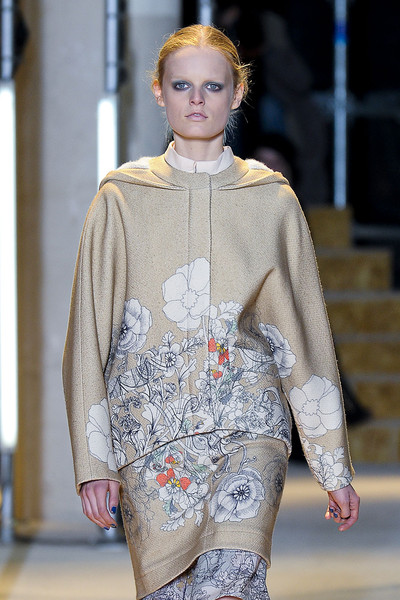 Cacharel at Paris Fall 2011