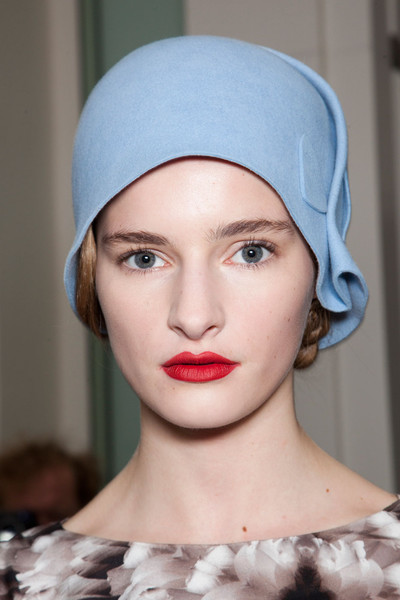 Cacharel at Paris Fall 2012 (Backstage)