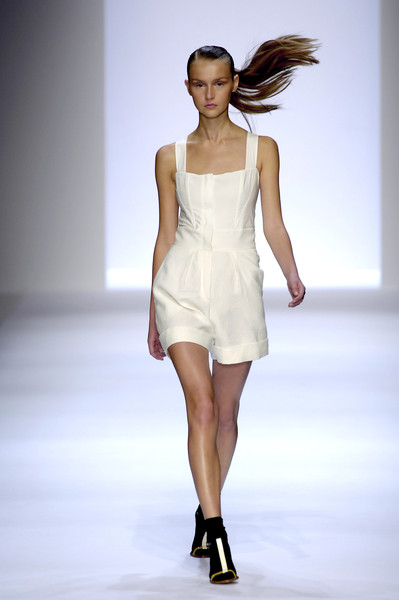 Cacharel at Paris Spring 2007