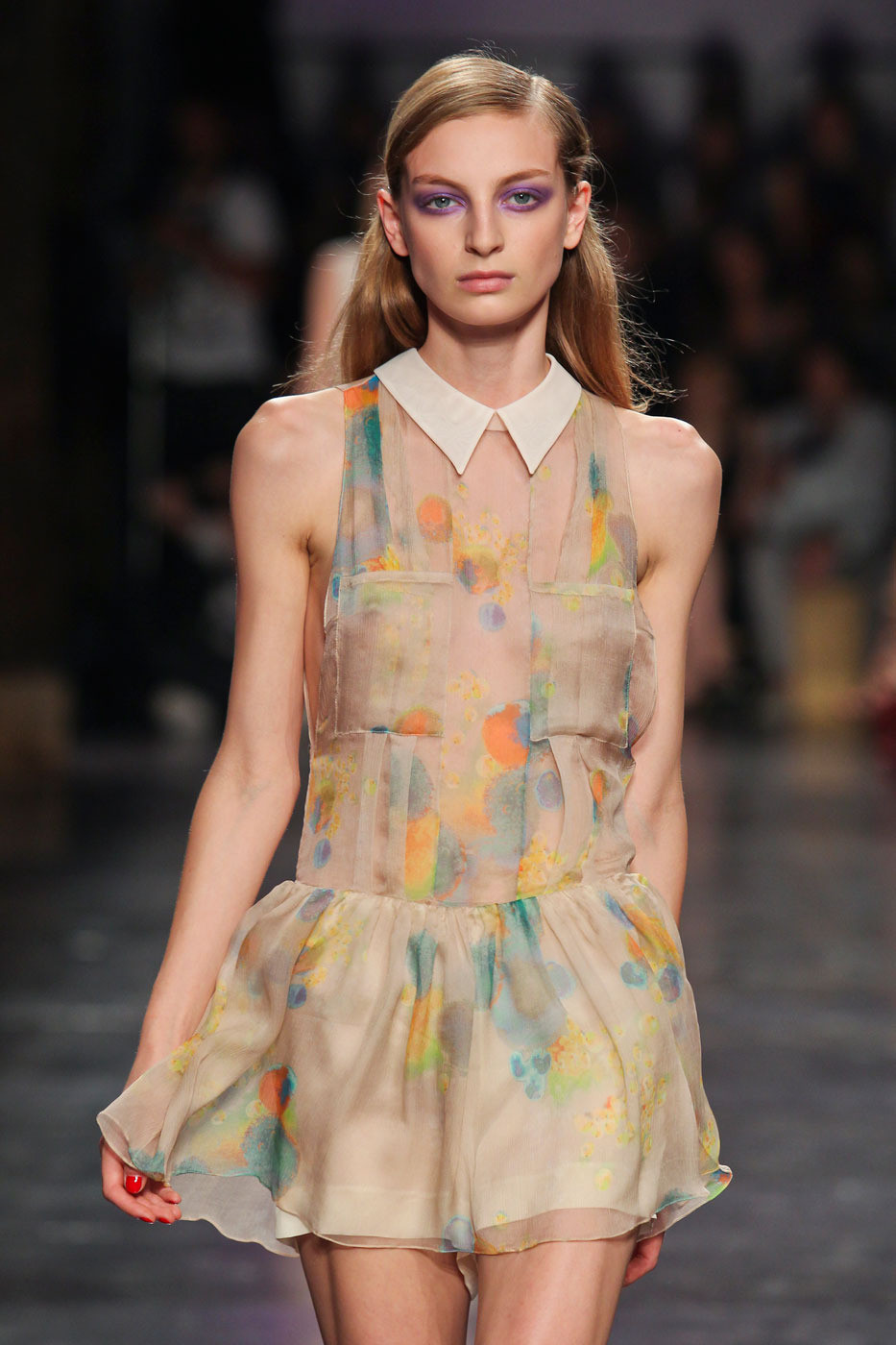 Cacharel at Paris Fashion Week Spring 2012