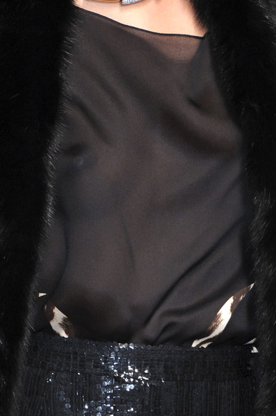 Carlo Tivioli at Milan Fall 2009 (Details)