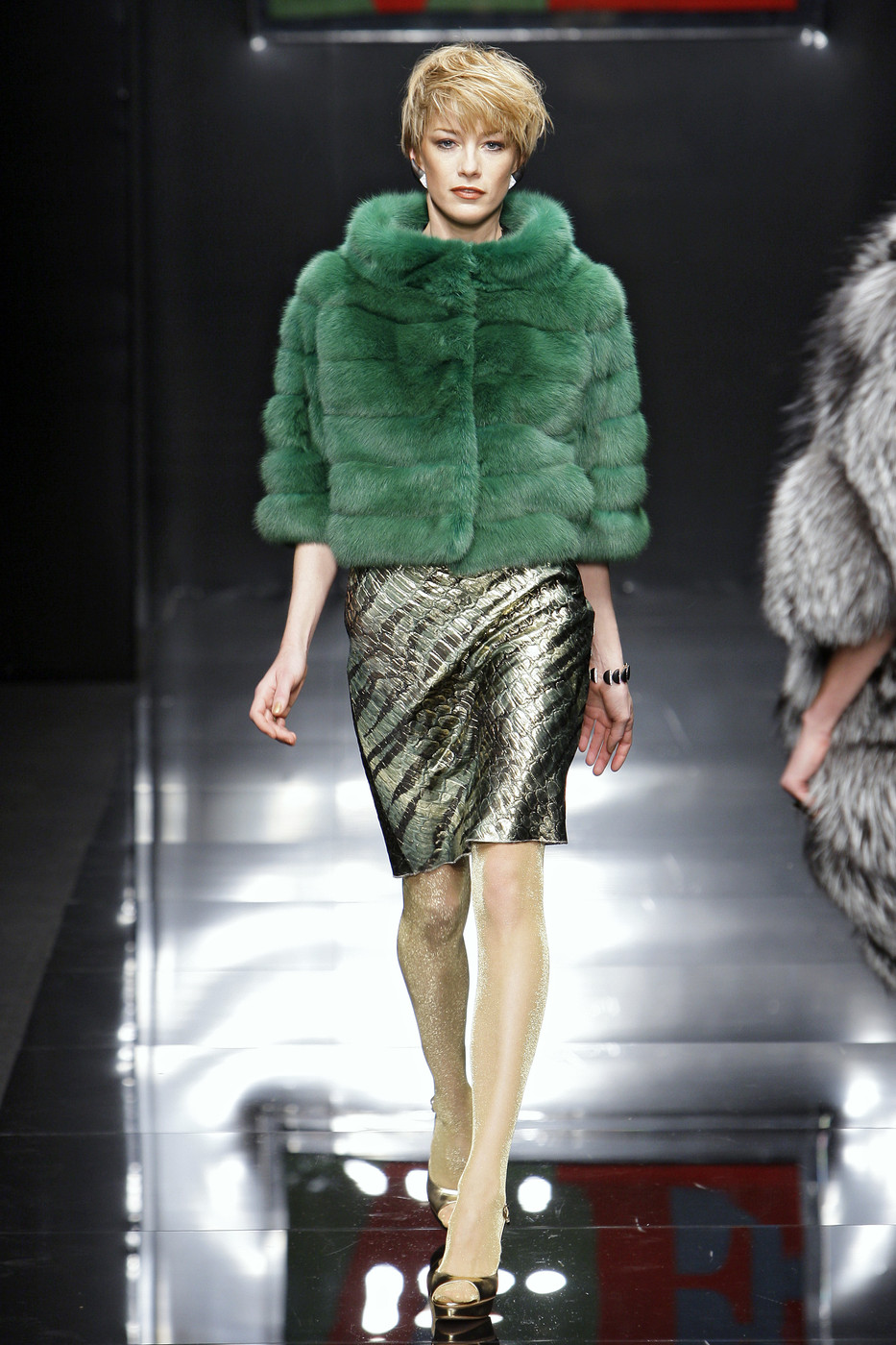 Carlo Tivioli at Milan Fashion Week Fall 2010