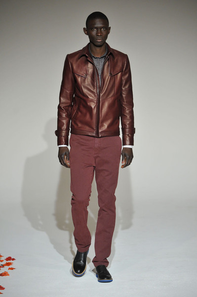 Carlos Campos at New York Fall 2012