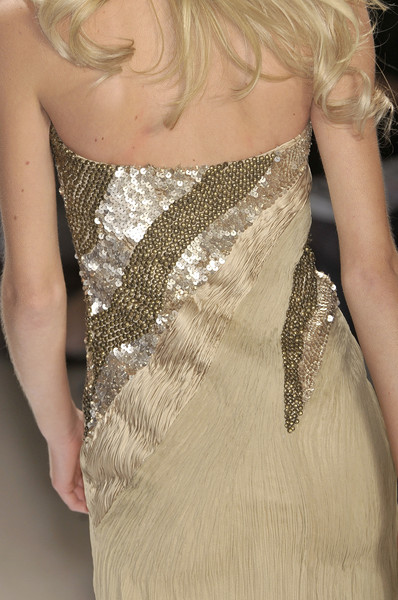 Carlos Miele at New York Spring 2010 (Details)