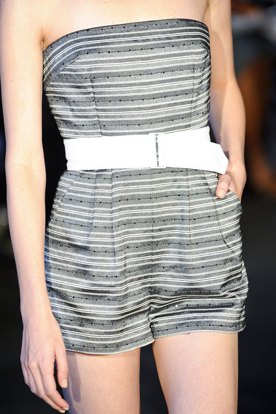 Carmen Marc Valvo at New York Spring 2012 (Details)