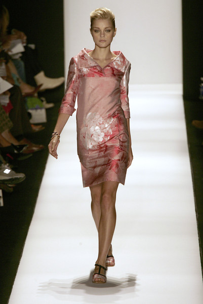 Carolina Herrera at New York Spring 2007
