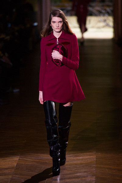 Carven at Paris Fall 2014