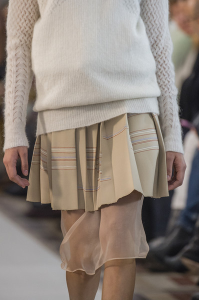 Carven at Paris Fall 2018 (Details)