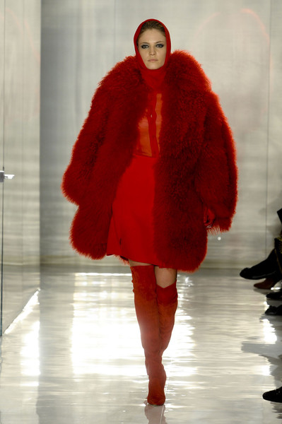 Chado Ralph Rucci at New York Fall 2011