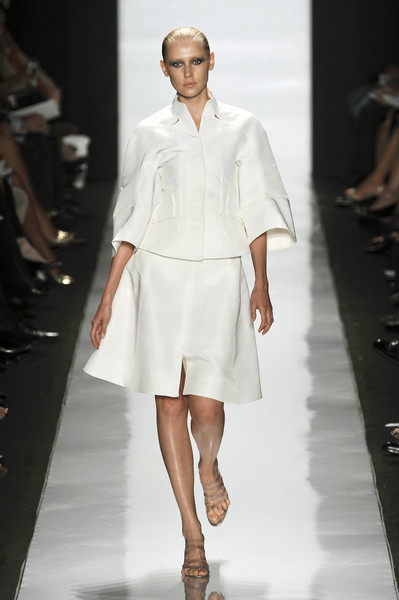 Chado Ralph Rucci at New York Spring 2009