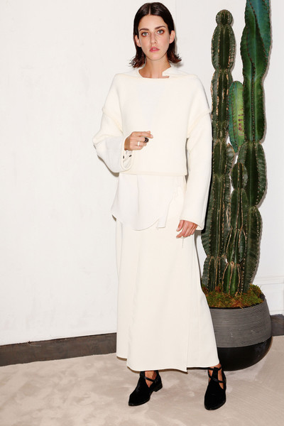 Chadwick Bell At New York Fashion Week Spring 2015 Livingly